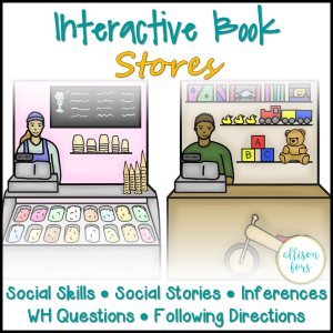 Stores Interactive Book Allison Fors