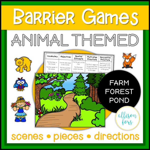 animal barrier games