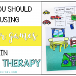 Why You Should Be Using Barrier Games in Speech Therapy