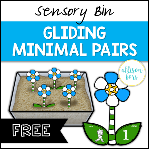 free gliding speech therapy