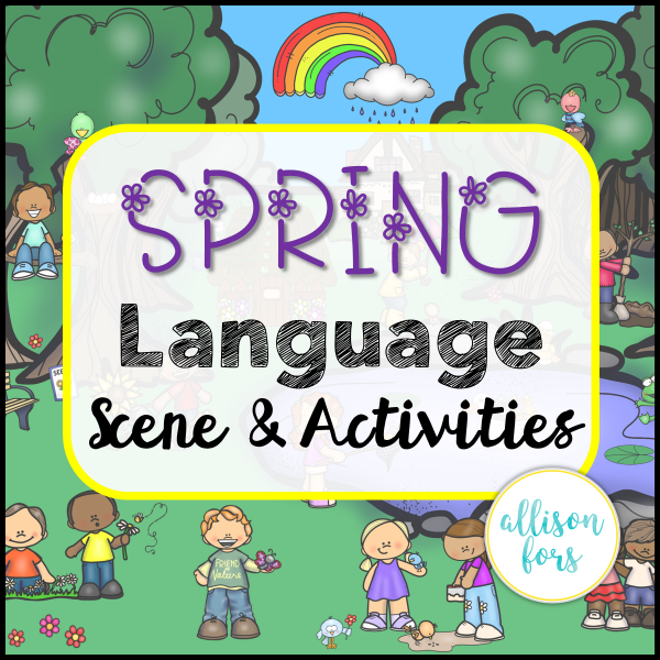 spring speech therapy