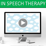 How to Use Short Videos in Speech Therapy (+ videos!)