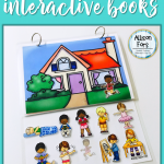 Why you should be using Interactive Books in Speech Therapy