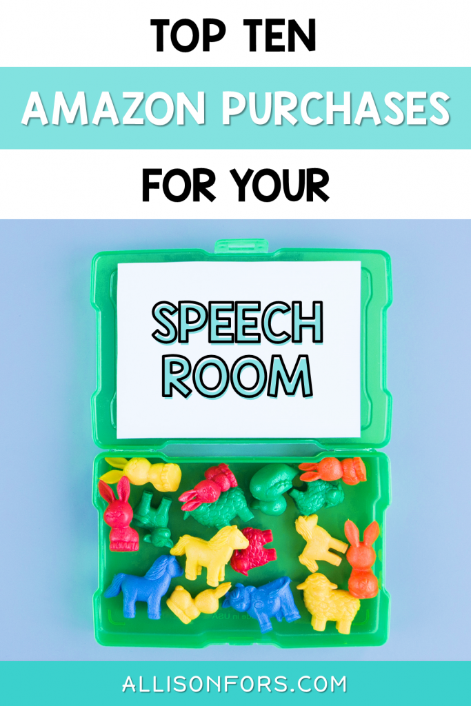amazon purchases speech room