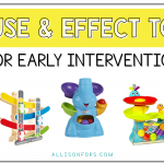 Engaging Cause and Effect Toys for Early Intervention