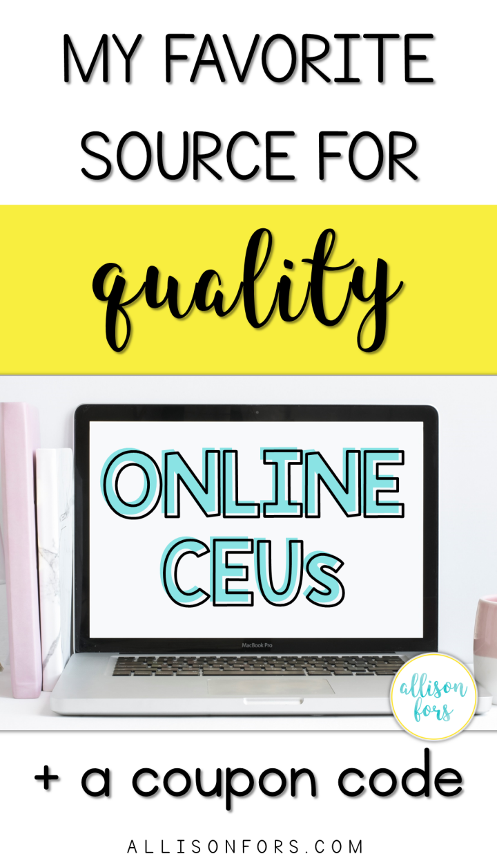 My Favorite Source for Quality and Affordable Online CEUs