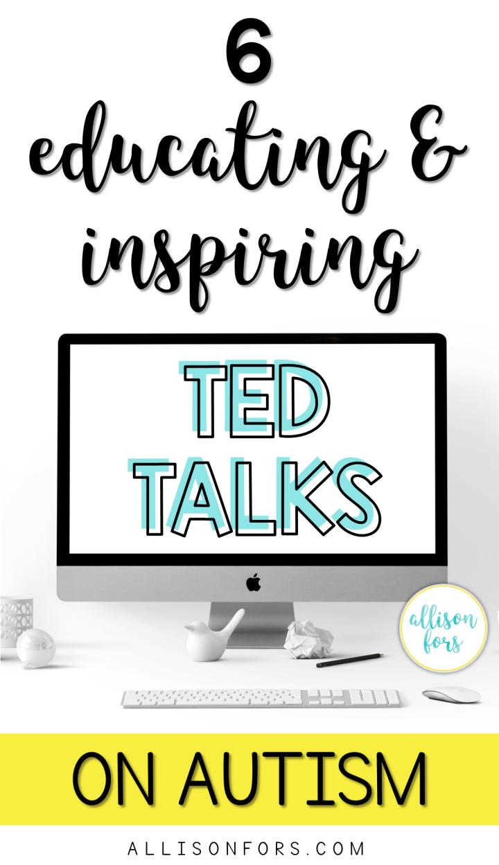educational TED Talks on autism