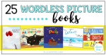 25 Wordless Picture Books for Speech Therapy