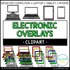 electronic overlays