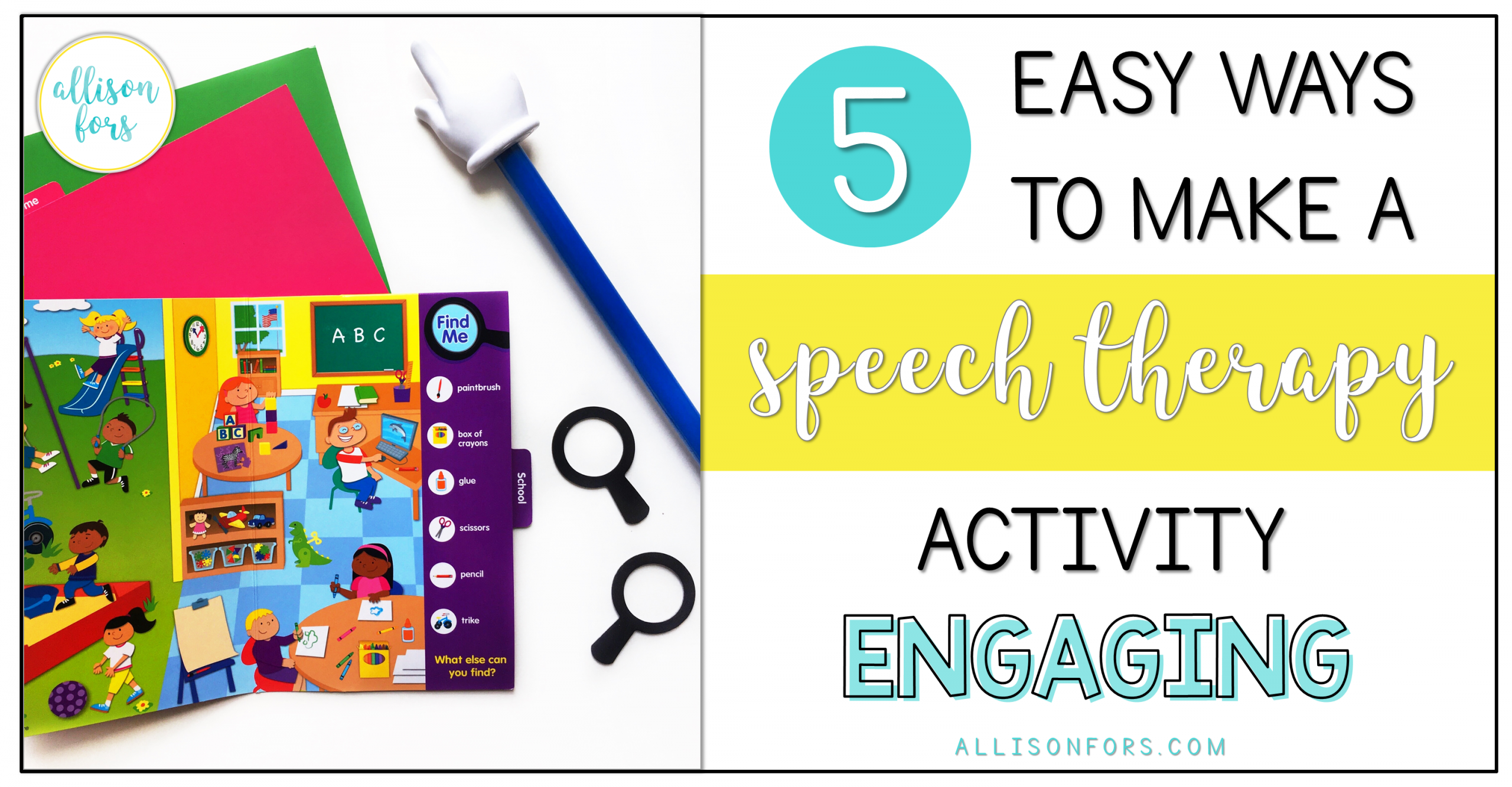 5 Easy Ways to Make an Activity Engaging