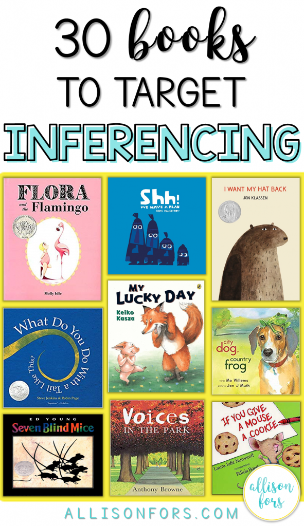 Books to Target Inferencing