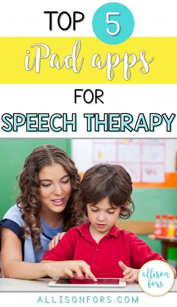 Top 5 Apps for Speech Therapy