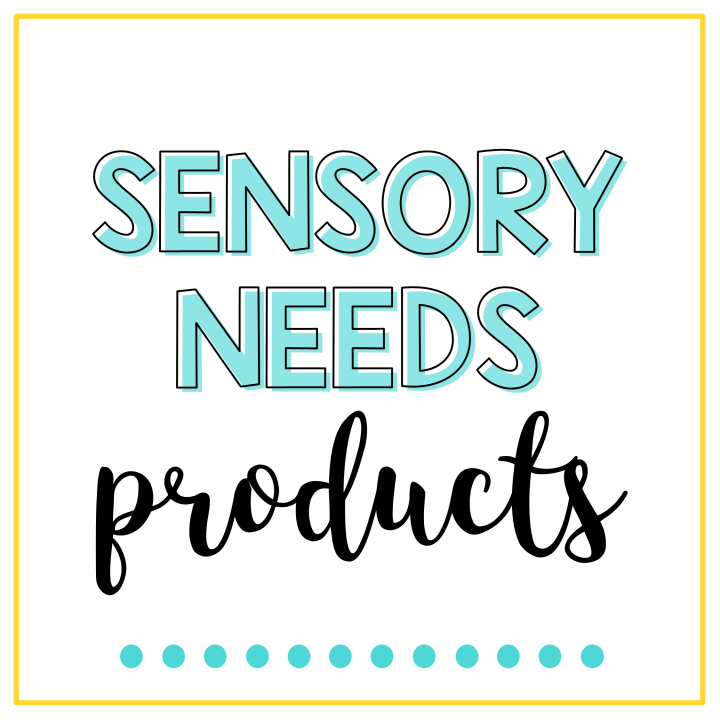 sensory needs products