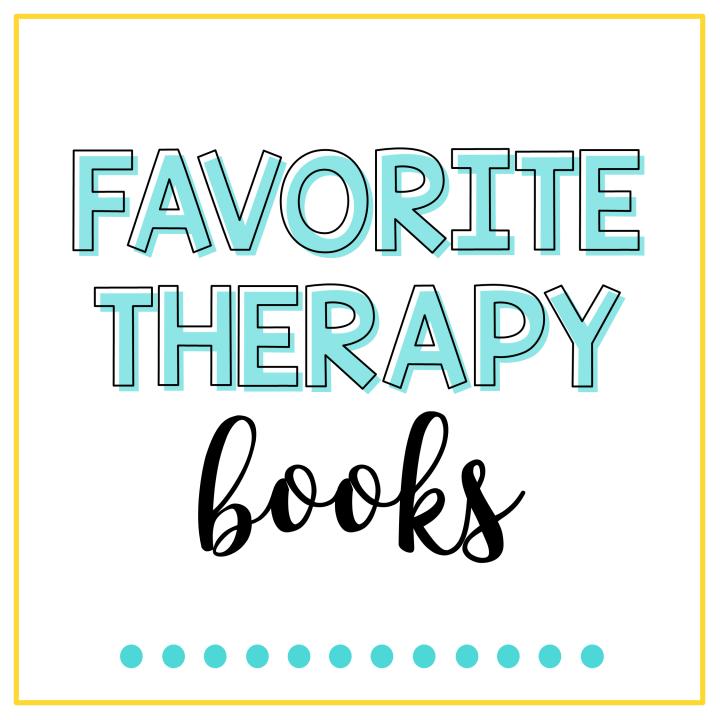 favorite therapy books
