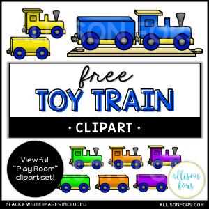 Toy Train free