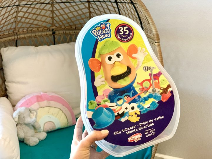 POTATO HEAD SPEECH THERAPY