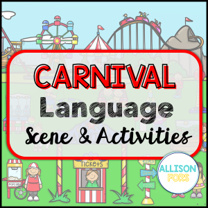 carnival speech therapy