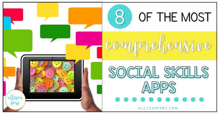 8 of the Most Comprehensive Social Skills Apps