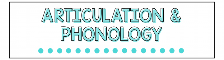 articulation phonology