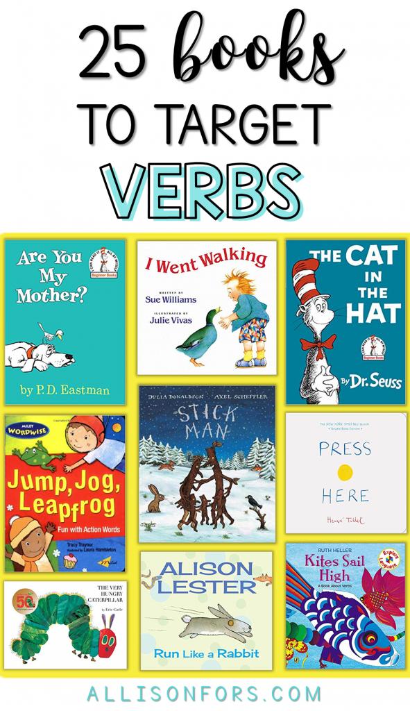 verbs books