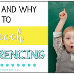 How and Why to Teach Inferencing