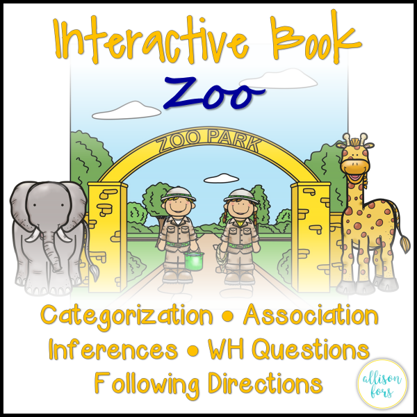 zoo speech therapy