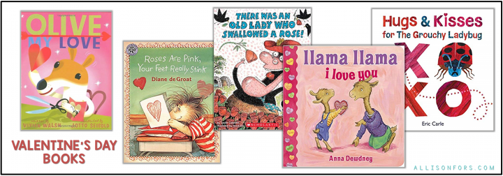 valentines day books 2
