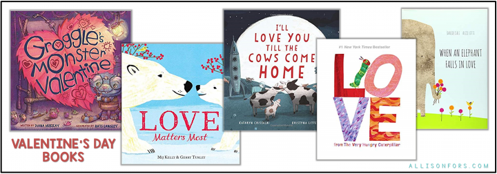 valentines day books 3