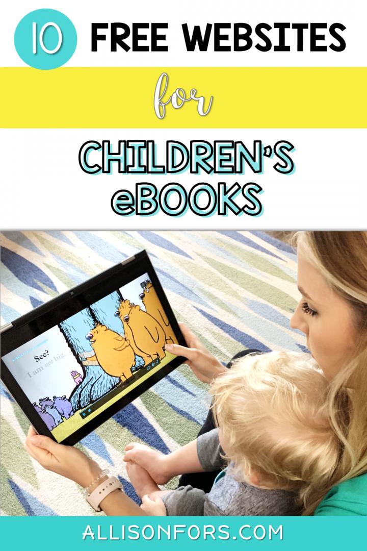 free online children's books