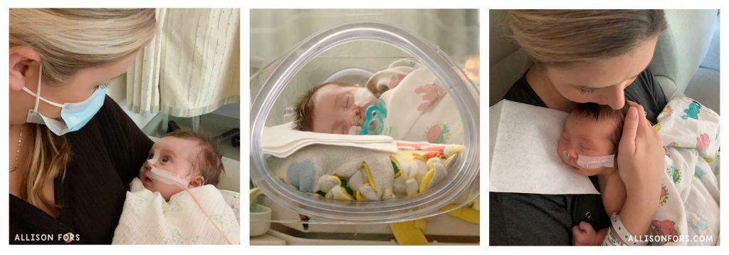 NICU experience from the parent perspective