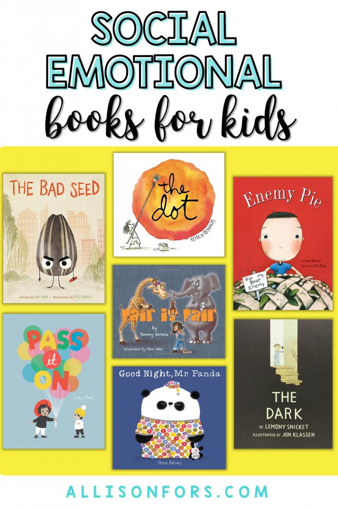 social emotional books for kids
