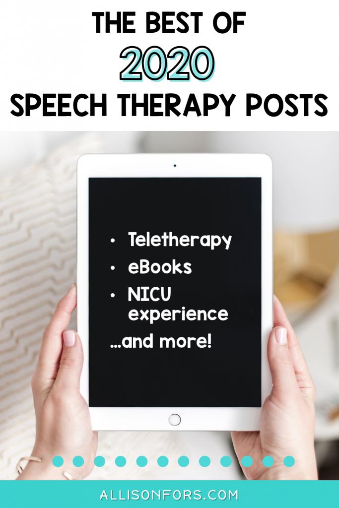 speechtherapyposts