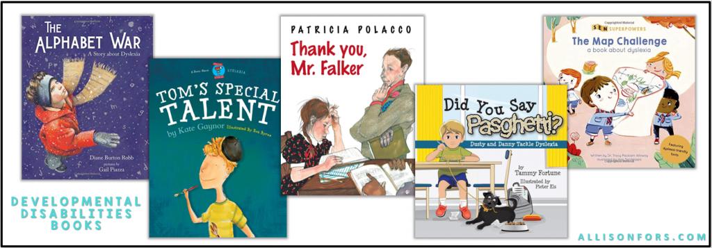 dyslexia books
