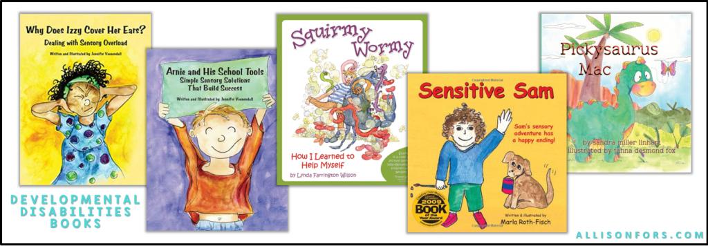 sensory processing disorder books