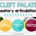 Common Cleft Palate Speech Compensatory Errors